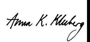 Anna K Kleeberg Logo