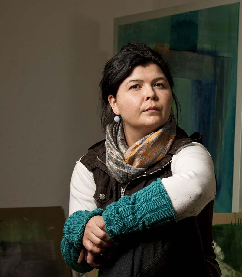 Anna K Kleeberg Portrait